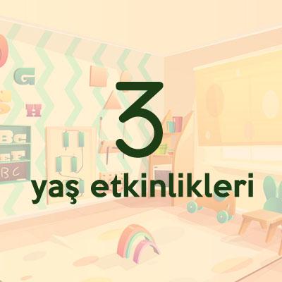 3 Yas Etkinlikleri Montessori Felsefesi