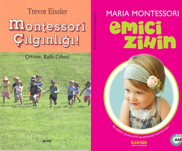 Montessori Kitaplari