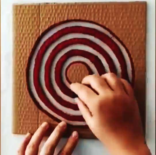 Montessori Etkinlikleri Şekilleri Çizerek Öğreniyorum