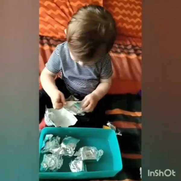 Montessori Etkinlikleri Merak Duygusunu Pekiştrme