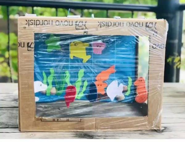 Montessori Etkinlikleri – Deniz Canlılarını Öğreniyorum Moment